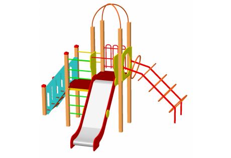 Детский игровой комплекс ДИК-53