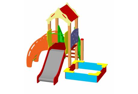Детский игровой комплекс ДИК-26