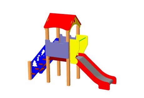 Детский игровой комплекс ДИК 1.05.М