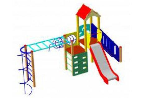 Детский игровой комплекс ДИК-55