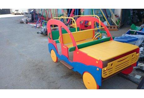 Игровой макет «Автомобиль «Жук»