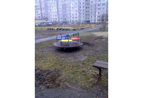 Карусель детская ДК-2