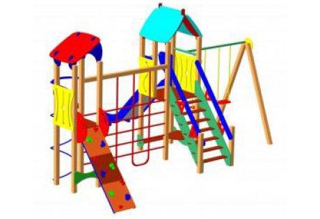 Детский игровой комплекс ДИК-56