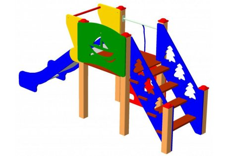 Детский игровой комплекс ДИК-65