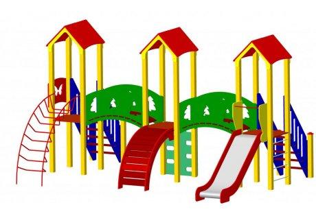 Детский игровой комплекс ДИК-43