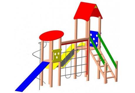 Детский игровой комплекс ДИК-33