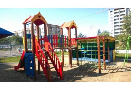 Детский игровой комплекс ДИК 72