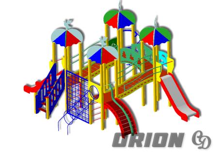 Детский игровой комплекс ДИК-59