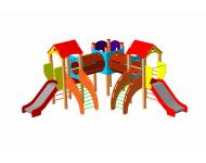 Детский игровой комплекс ДИК 64