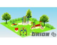 Детская игровая площадка «Сказка»