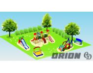 Детская площадка «Малыш»