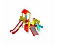 Детский игровой комплекс ДИК 1.10.М