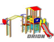 Детский игровой комплекс ДИК-74