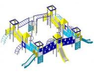 Детский игровой комплекс ДИК-21
