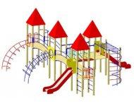 Детский игровой комплекс ДИК-20
