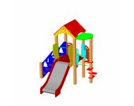 Детский игровой комплекс ДИК 1.02.М