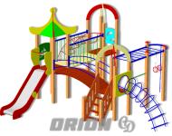Детский игровой комплекс ДИК 77