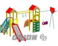 Детский игровой комплекс ДИК 75
