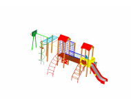 Детский игровой комплекс ДИК-79