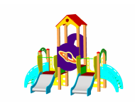 Детский игровой комплекс ДИК 1.06.М