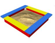Песочница «Квадрат»