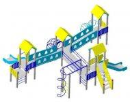 Детский игровой комплекс ДИК-13