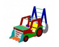 Детский игровой комплекс «Трактор»