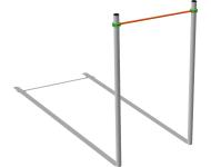 Спортивный снаряд WORK-3